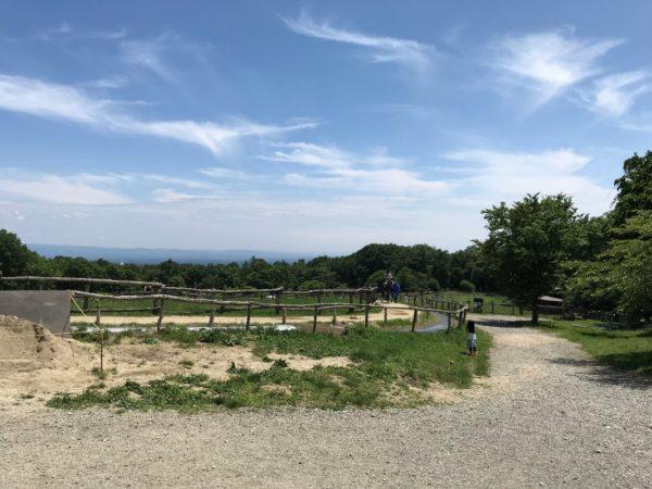 南ヶ丘牧場の牧場