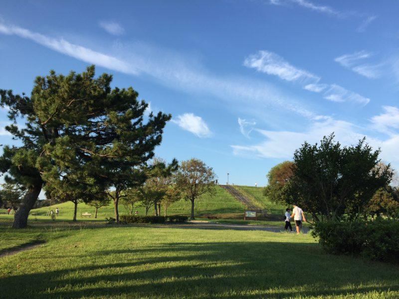 浜松市・風車公園