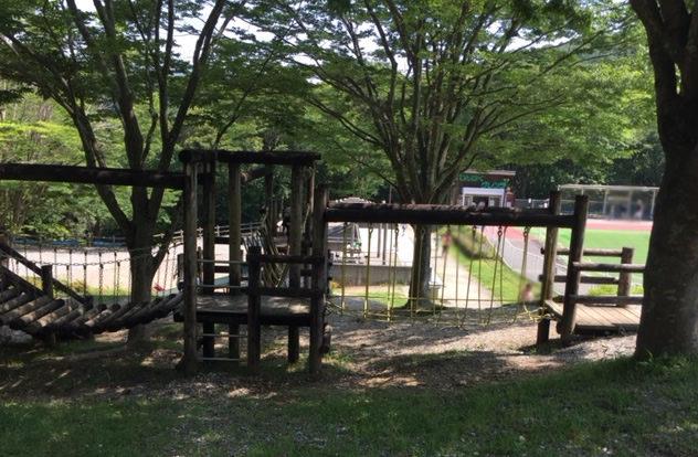 都田公園の遊具