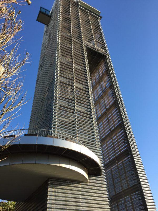 浜名湖ガーデンパークの展望塔