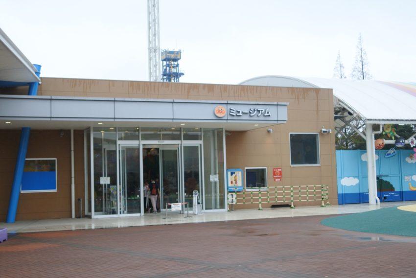 名古屋アンパンマンミュージアムの屋内施設