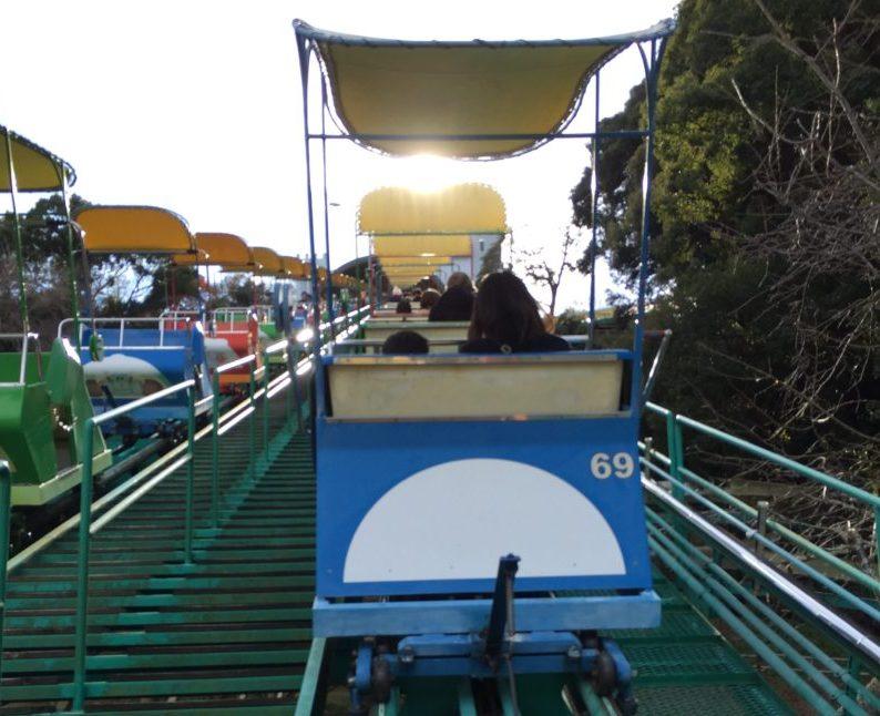 日本平動物園はオートチェア