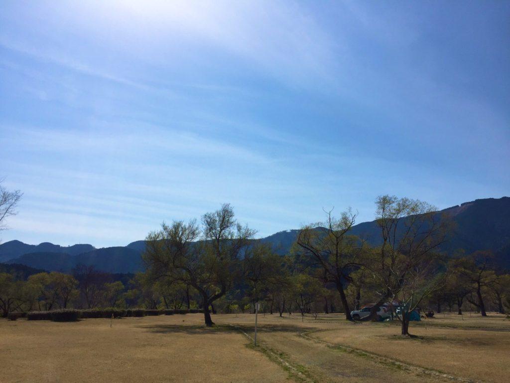 くのわき親水公園キャンプ場ブログ