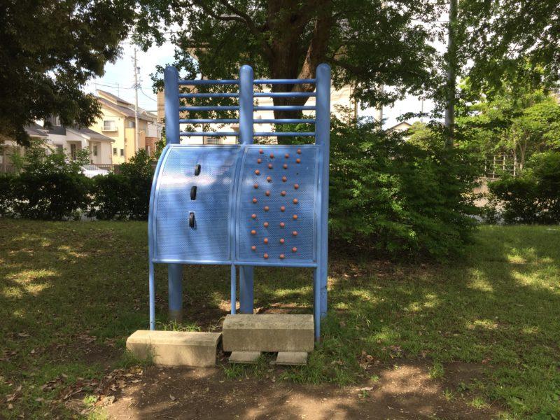 大蒲公園の健康器具